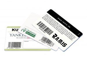Barcode, eine der oft gewählten Extras und Veredelungsoptionen